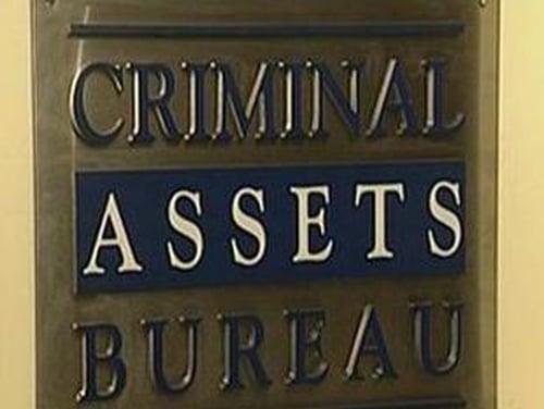 Criminal Assets Bureau - Examining evidence recovered in Dublin raids