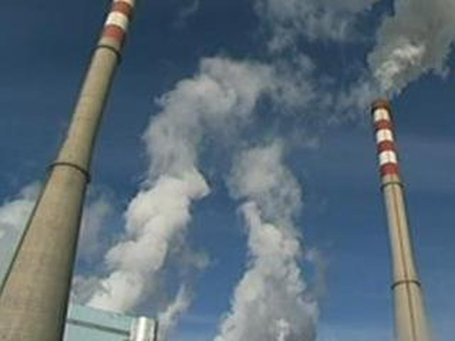 Climate - Warning over greenhouse gas emissions