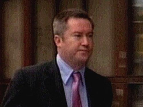 Michael Lynn - Arrest warrant in separate proceedings