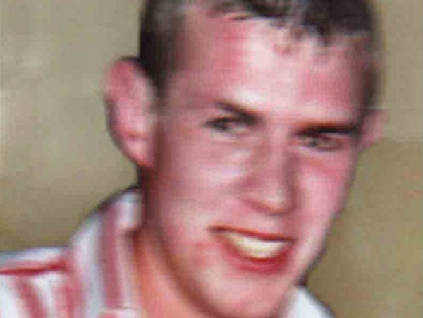 Paul Quinn - Attacked in a Monaghan shed