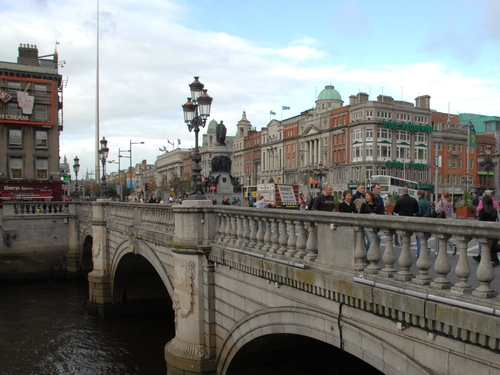 Dublin - Plans to reroute private cars away from busier streets