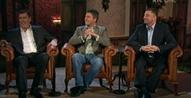 Packie Bonner, Andy Townsend & John Aldridge