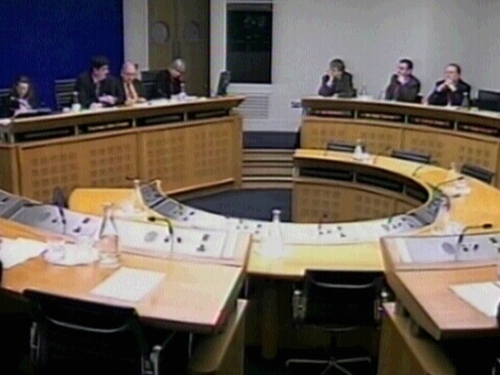Economic Regulatory Affairs Committee - Credit unions' problems revealed
