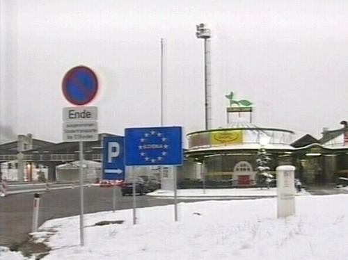 Slovenia - New EU border