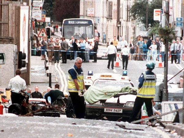 Omagh - 29 people were killed