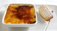 Apple and Vanilla Crème Brûlée - This is a great recipe if you have leftover egg yolks.