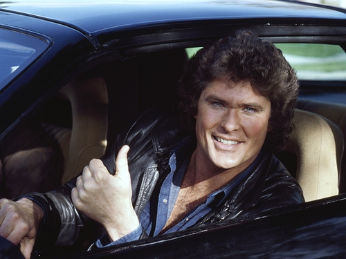 Knight Rider car is up for auction