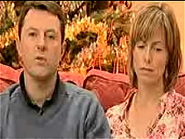 Gerry & Kate McCann - New appeal for information