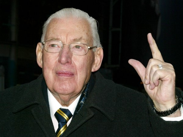 Ian Paisley - Tributes to the NI First Minister