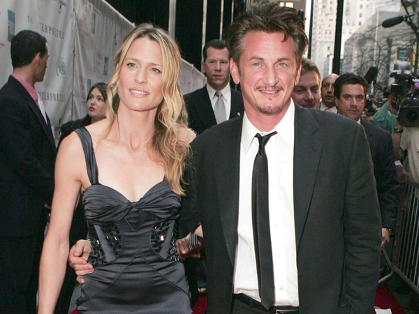 Robin Wright Penn and Sean Penn - case is dismissed