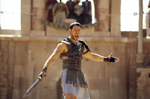 Hang on to your sandals. A Gladiator sequel could be on the cards