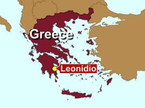 Greece - Earthquake registered 6.5 on Richter scale