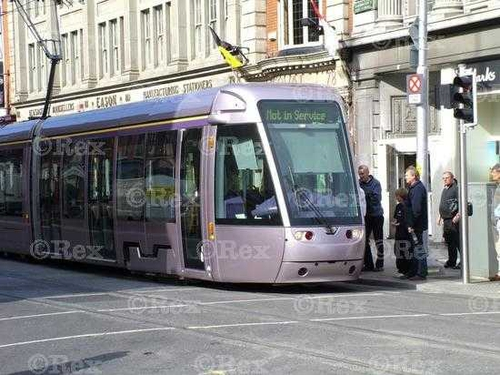 LUAS - Fares will rise by 4%