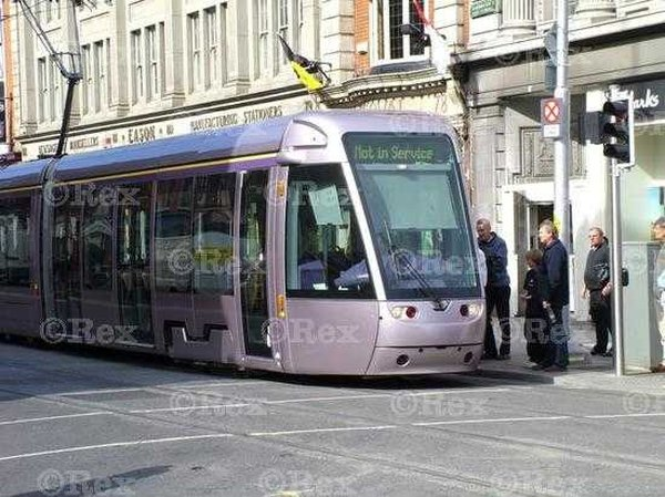 Luas - Bridge to be built for line