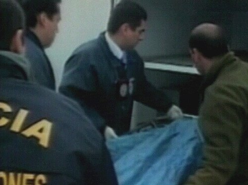 Chile - Passport found near body