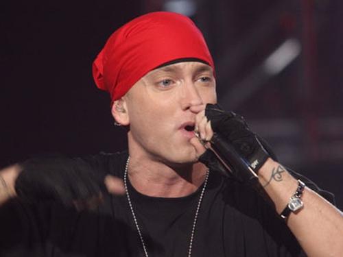 Eminem - Turned to Elton for help