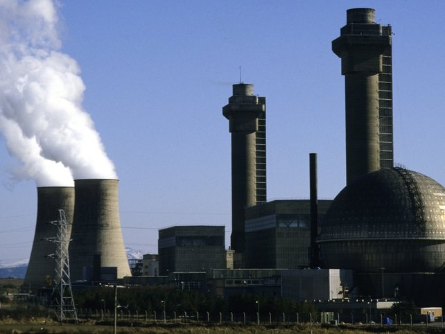 Sellafield - Waste material recovered