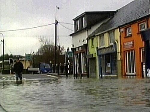 Mallow - Floods now receding