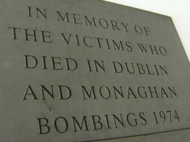 Memorial - 34 people died in attacks
