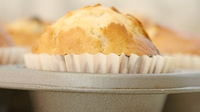 Yoghurt and Oat Muffins - A very healthy treat.