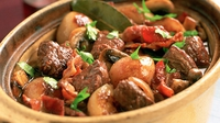 Beef Bourguignon - A great Sunday meal for all the family.