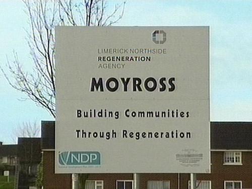 Moyross - Part of regeneration plan