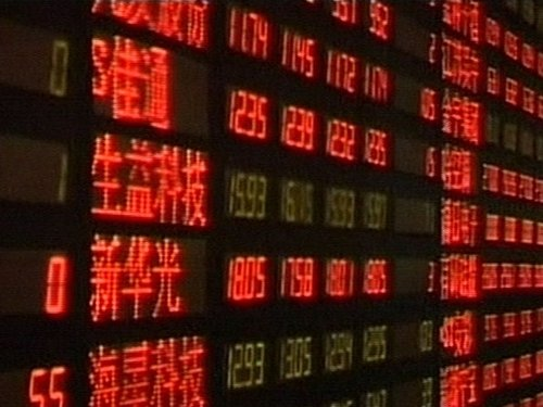 Japanese shares - Nikkei plunges nearly 10%