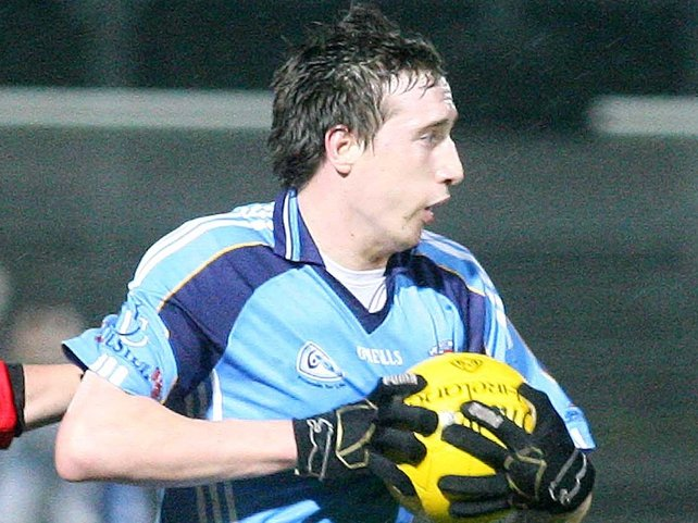 Daniel Hughes helped Down to victory over Cavan