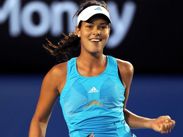 Ana Ivanovic is hoping to win her first title of the year