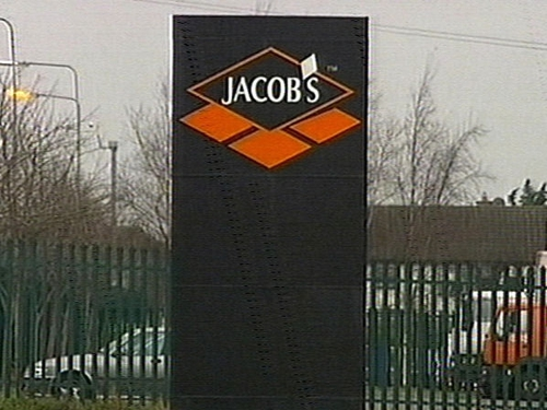 Jacob's - Tallaght plant closed