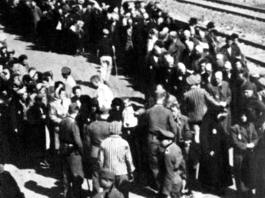 Irish Victim of the Holocaust