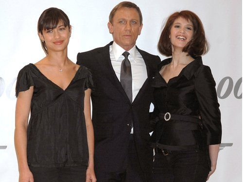 James Bond To Wed In Quantum Of Solace