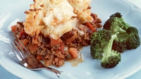 Shepherd's Pie - A great dish for the end of the day.