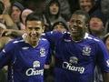 Manchester City 0-2 Everton