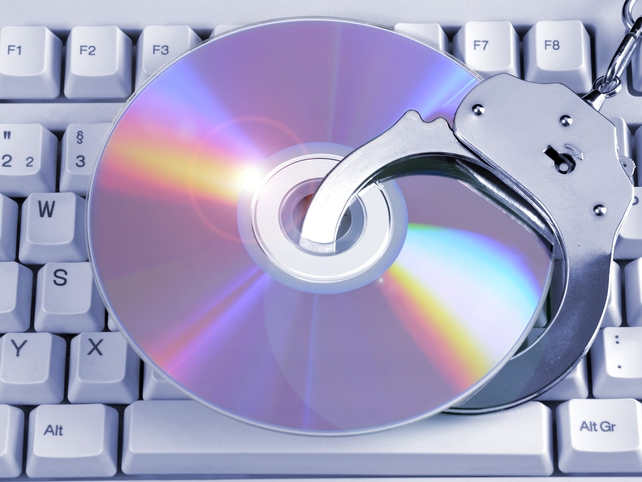 Music downloads - Court action against Eircom