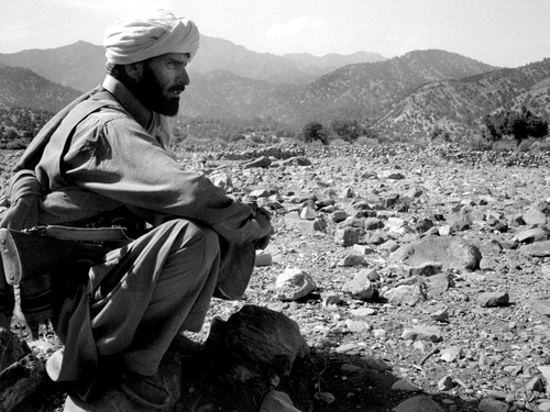Waziristan - Tribal area targeted by US