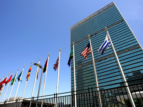 UN - Said attack lasted two hours