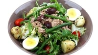 Tuna Nicoise - This classic French salad is a surefire winner at the dinner table.
