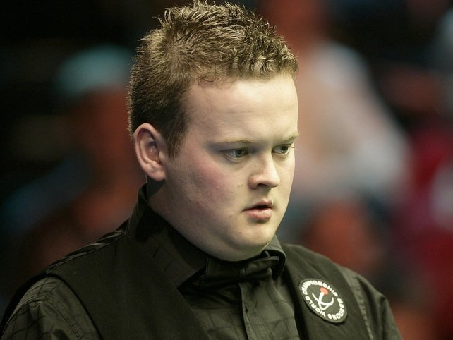 Shaun Murphy is level with Australian Neil Robertson