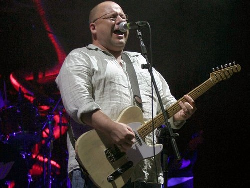 Black Francis - Played free show in Dublin