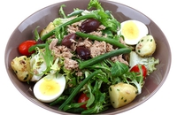 Salade Nicoise - A satisfying lunch!