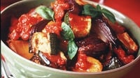 Ratatouille - Ratatouille is as healthy as it is hearty. This recipe is a traditional ratatouille, if you're feeling creative use it as a base and add your own choice of vegetables for variety.