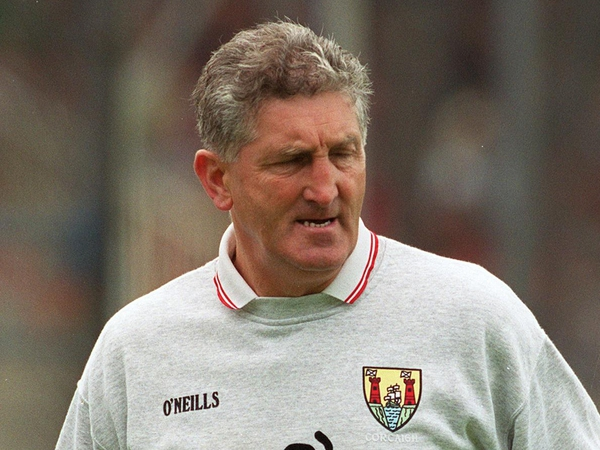 Teddy Holland will have further talks with the Cork GAA board today