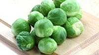 Brussel Sprouts - The perfect accompaniment for your festive feast!