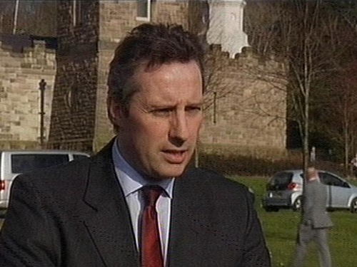 Ian Paisley Jnr - Controversy over holiday home
