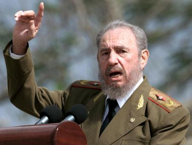 Fidel Castro - Officially retired last week