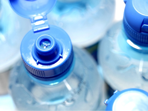 Bottled water - Product withdrawn as a precaution