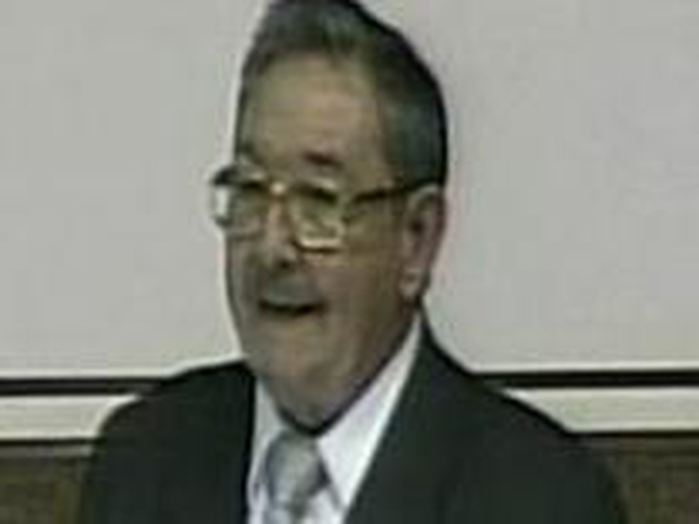 Raul Castro - Cuba's new president