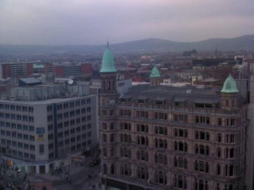 Belfast - 36,000 people currently unemployed