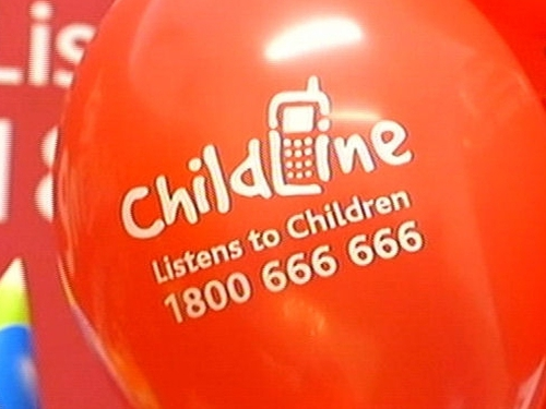 Childline - Increasing calls highlight need for services